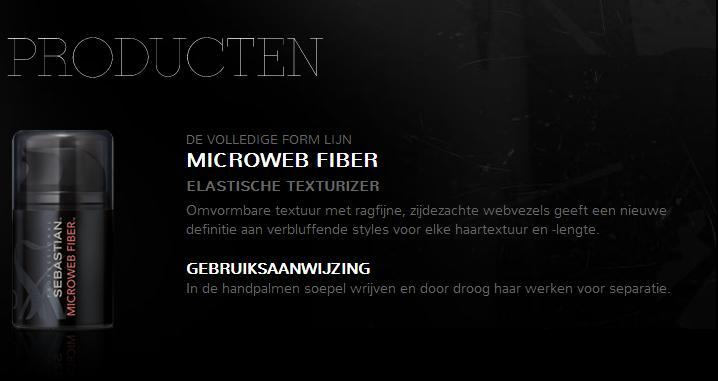 Sebastian Microweb Fiber