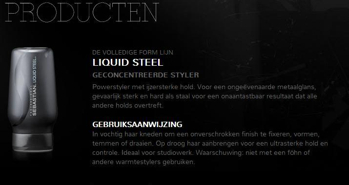 Sebastian liquid steel